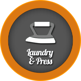 Laundry and Press