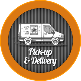 Candy clean Laundry Pick up and Delivery