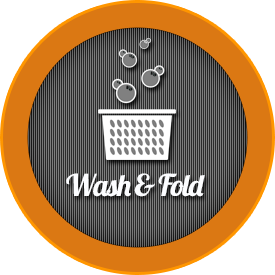 Candy Clean laundry Wash and Fold